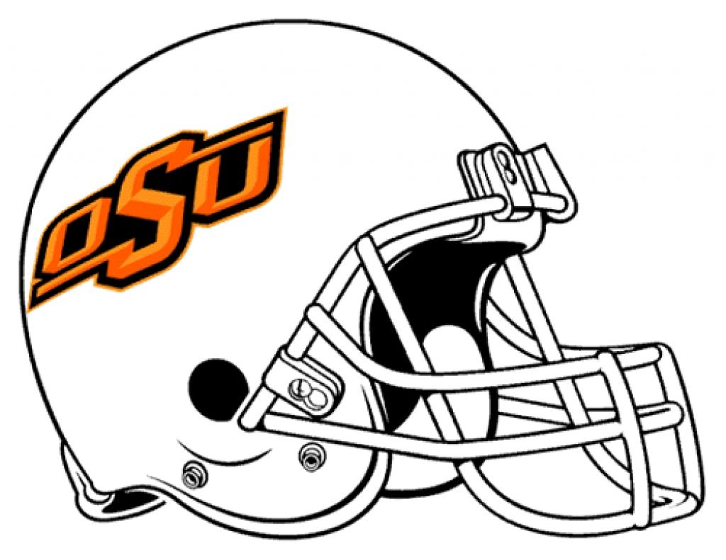 1024x791 Oklahoma State Cowboys Helmet Logo (2001)