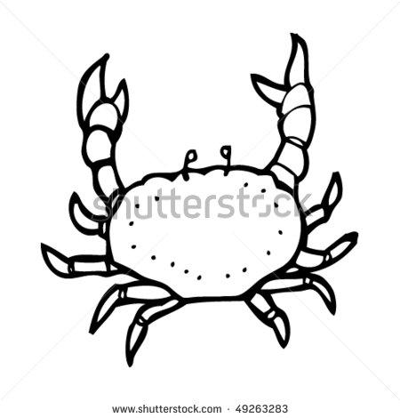 450x470 Blue Crab Sketch Clipart Panda