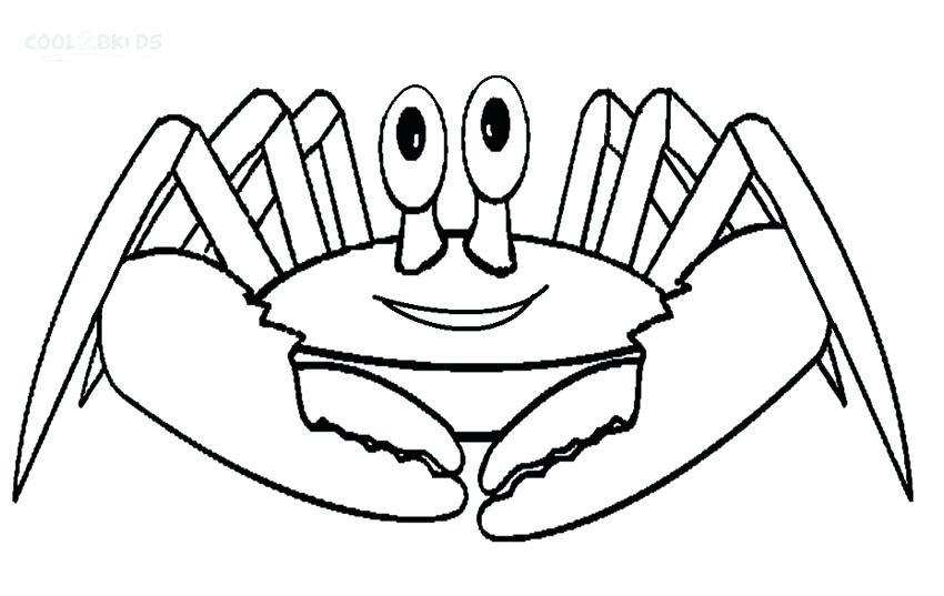 850x537 Best Of Crab Coloring Pages Pictures Blue Crab Coloring Pages