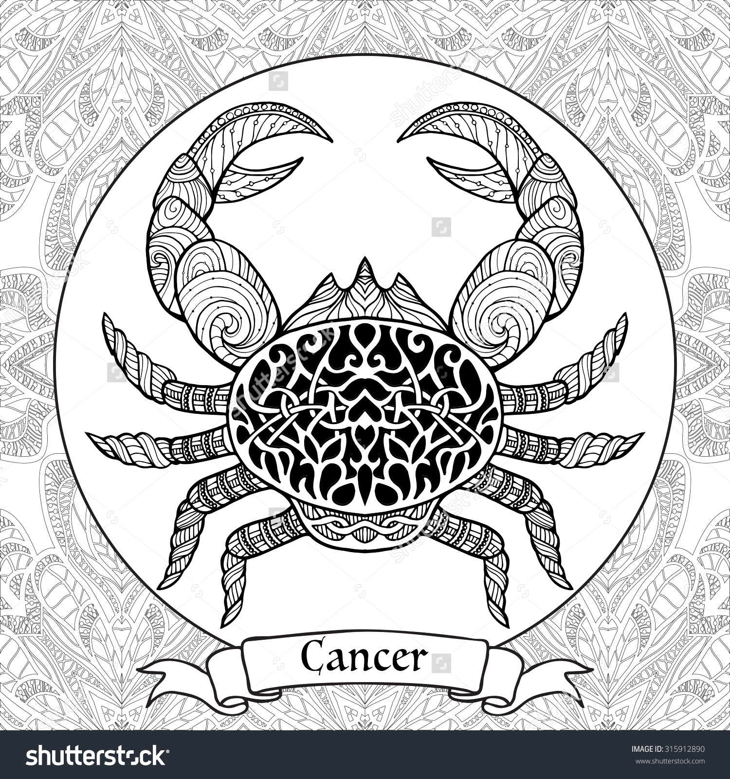 1500x1600 Image Result For Cancer Zentangles Zentangles I Like