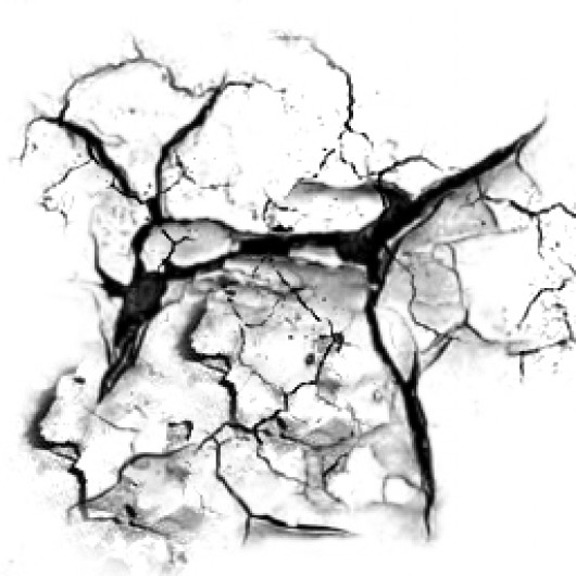 cracked wall drawing at getdrawings com free for personal use