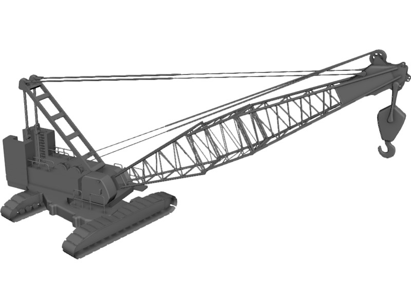 Crane Truck Drawing At Getdrawings Com Free For Personal