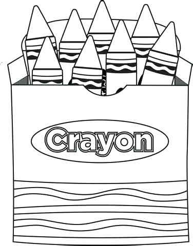 376x480 Inspirational Crayola Crayon Coloring Pages 42 On Model Coloring