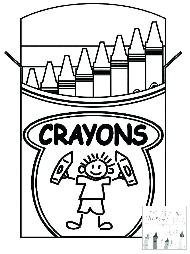 667x889 Pretty Crayons Coloring Pages Crayola Photo Is Drawing With Crayon