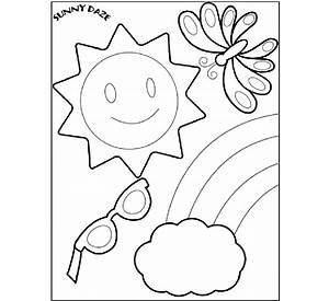 300x275 Crayola Glow Board Markers Coloring Page