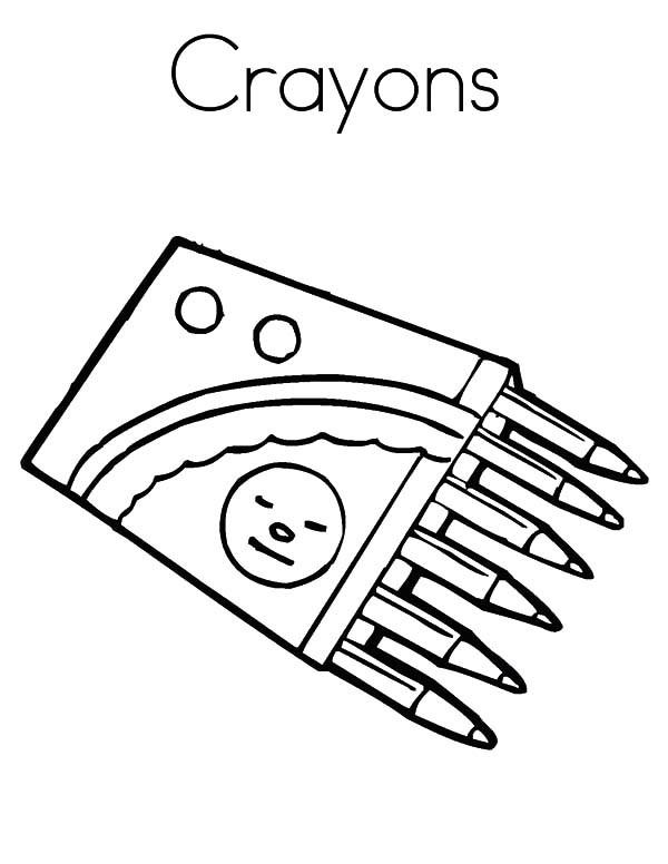Crayons Drawing at GetDrawings.com | Free for personal use Crayons ...