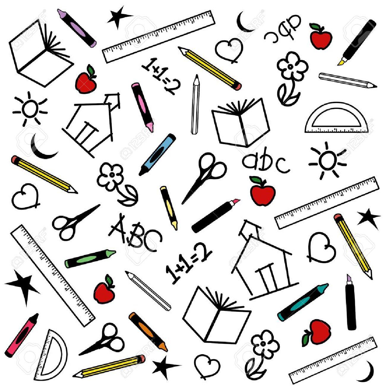 1300x1300 Blackboard Background For Back To School, Scrapbook, Arts, Crafts