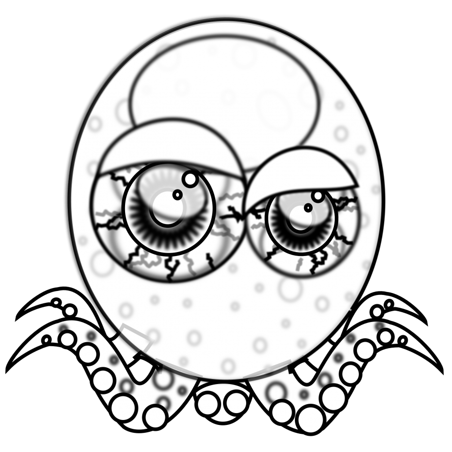 918x918 Cool Crazy Coloring Pages Crazy Coloring Pages For Kids Color Book