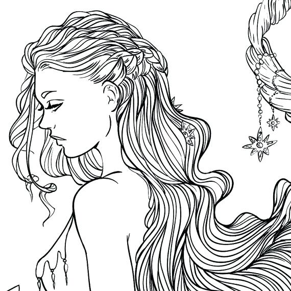 Crazy Hair Drawing at GetDrawings.com | Free for personal use Crazy ...
