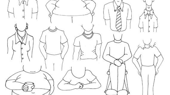 570x320 Draw Your Own Cartoon Cartoon Bodies Cartoon Bodies, Mix