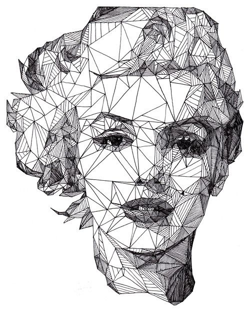 500x623 Photos Marilyn Monroe Head Turned To Left