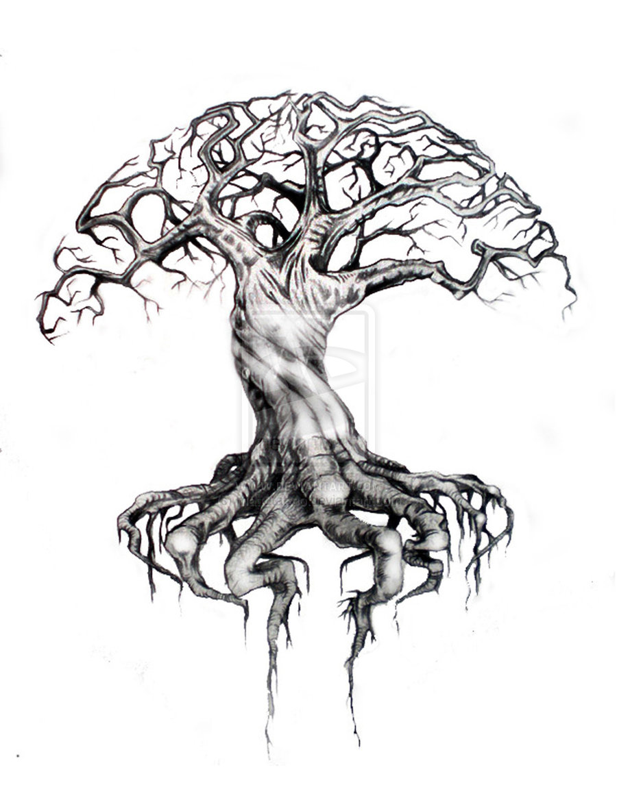 900x1165 Tree Of Life By On @ Art