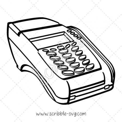 500x500 Credit Card Machine