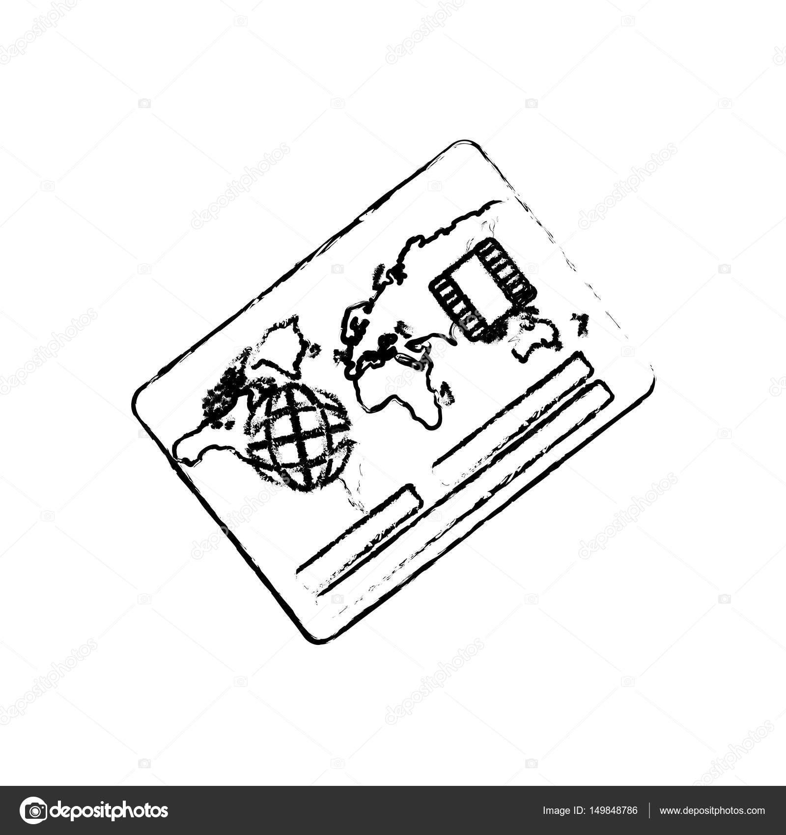1600x1700 Bank Credit Card Stock Vector Djv