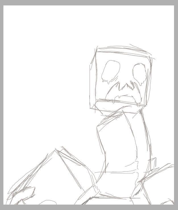 626x738 The Creeper Minecraft Amino