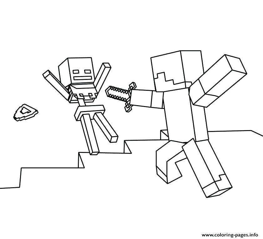 841x766 Coloring Pages For Minecraft Coloring Page Vs Coloring Pages