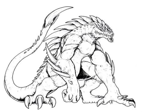 474x375 Coloring Pages Scary