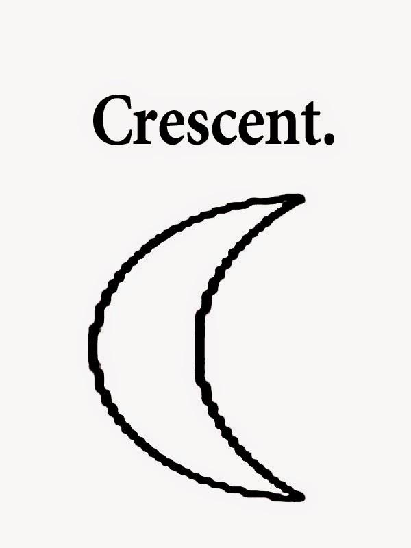 600x800 Crescent Shape Clipart