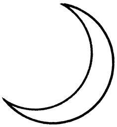 236x256 Thin Crescent Moon Tattoo Crescents Thin