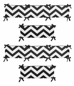 239x280 Crib Bumper Pads