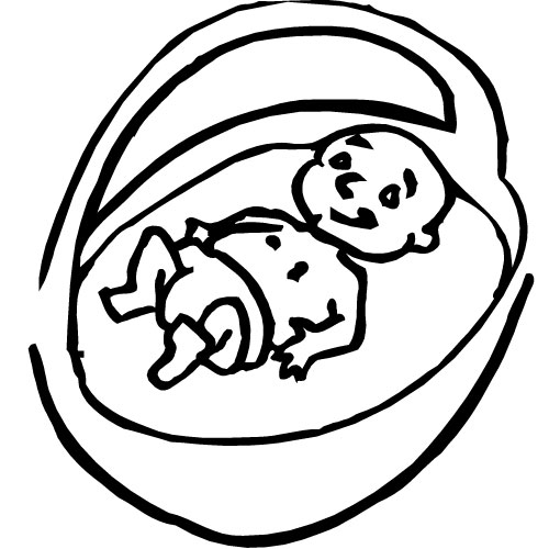 500x500 Crib Clipart Clipart Panda