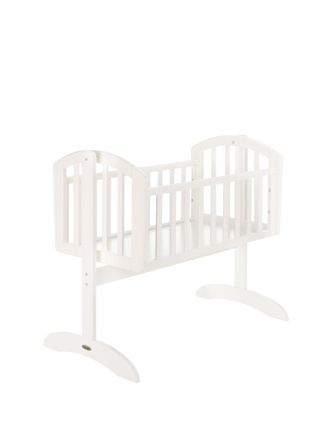 1350x1800 White Moses Baskets Amp Cribs Child Amp Baby