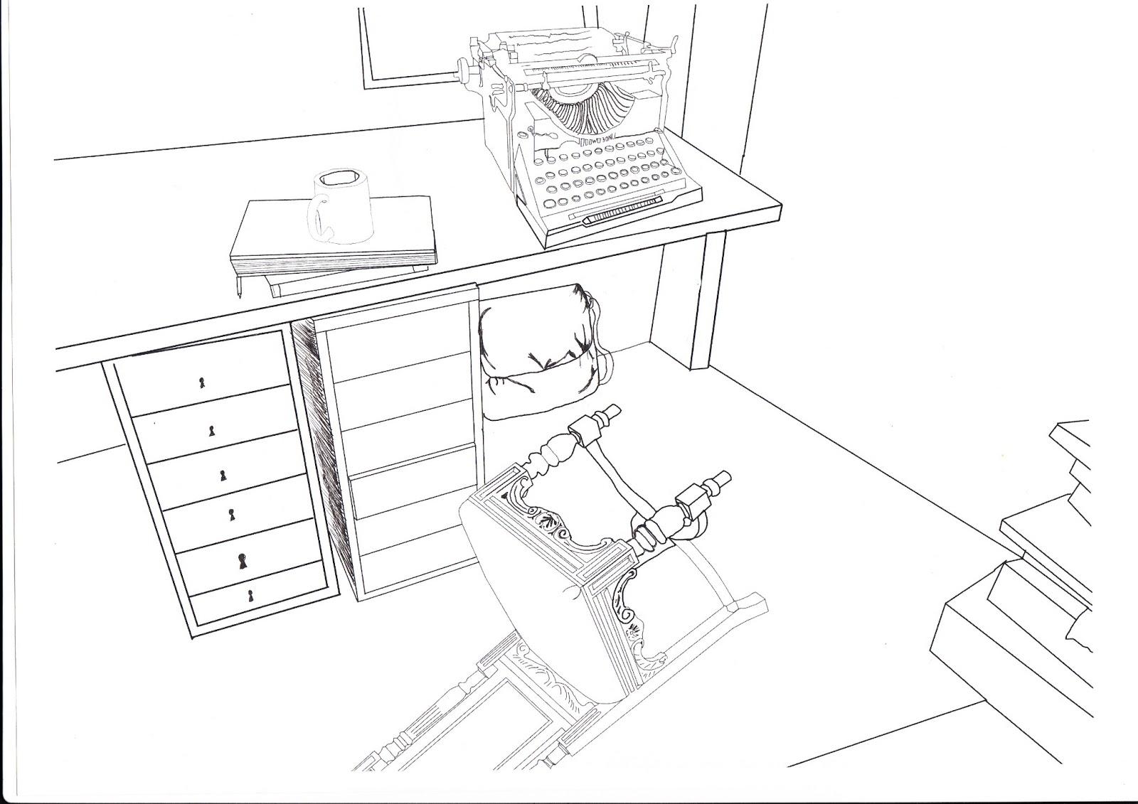 1600x1131 Jack Viant Illustration Phils Scene Of The Crime