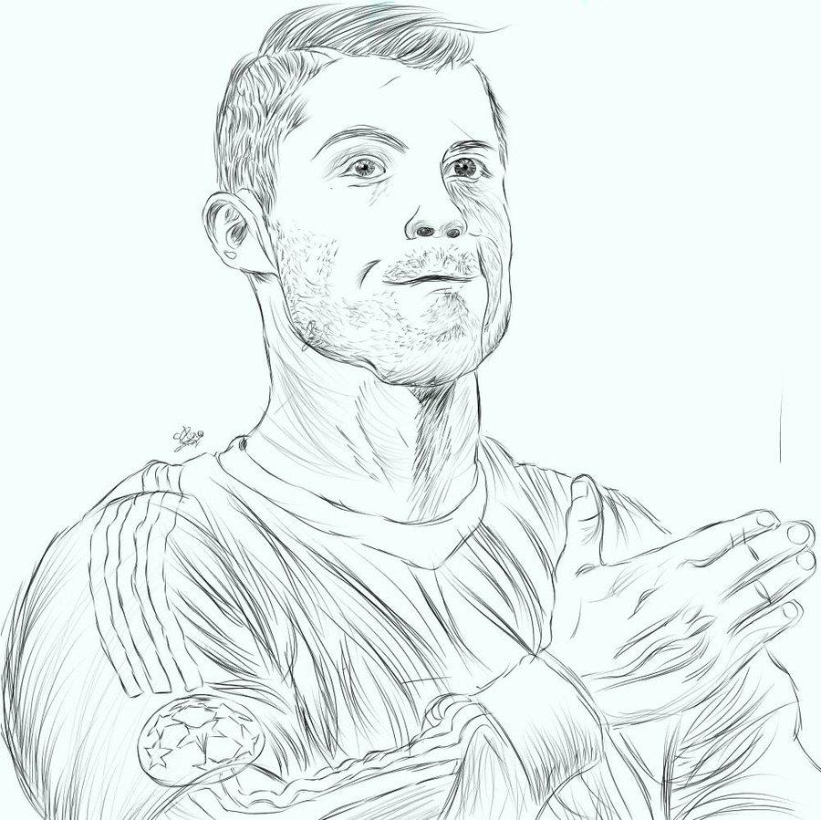 900x899 Cristiano Ronaldo Sketch By Alaaebrahim387