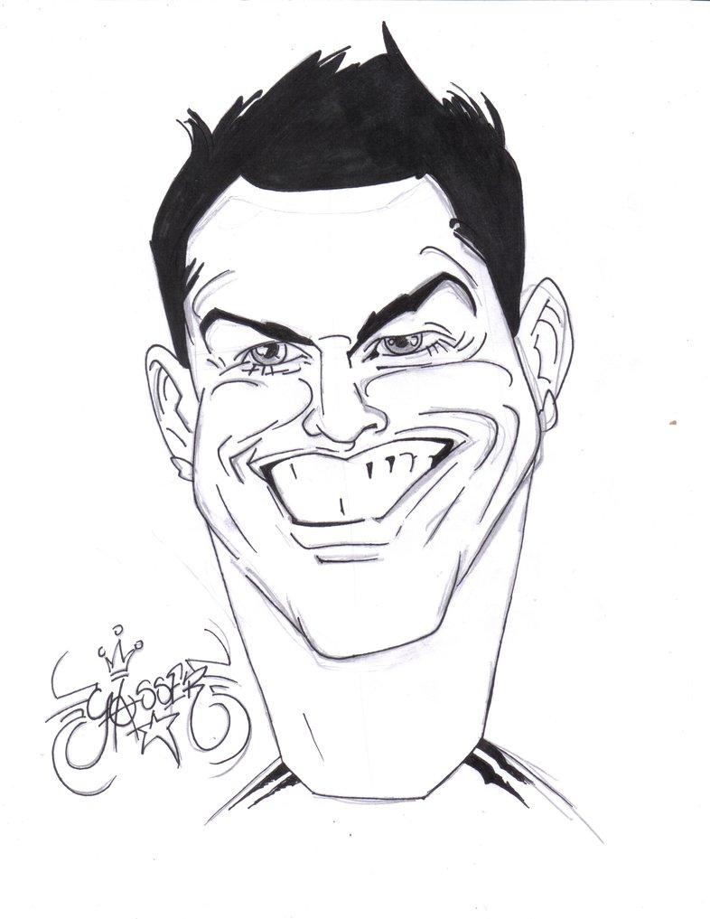 786x1017 Cristiano Ronaldo By X Yasser X