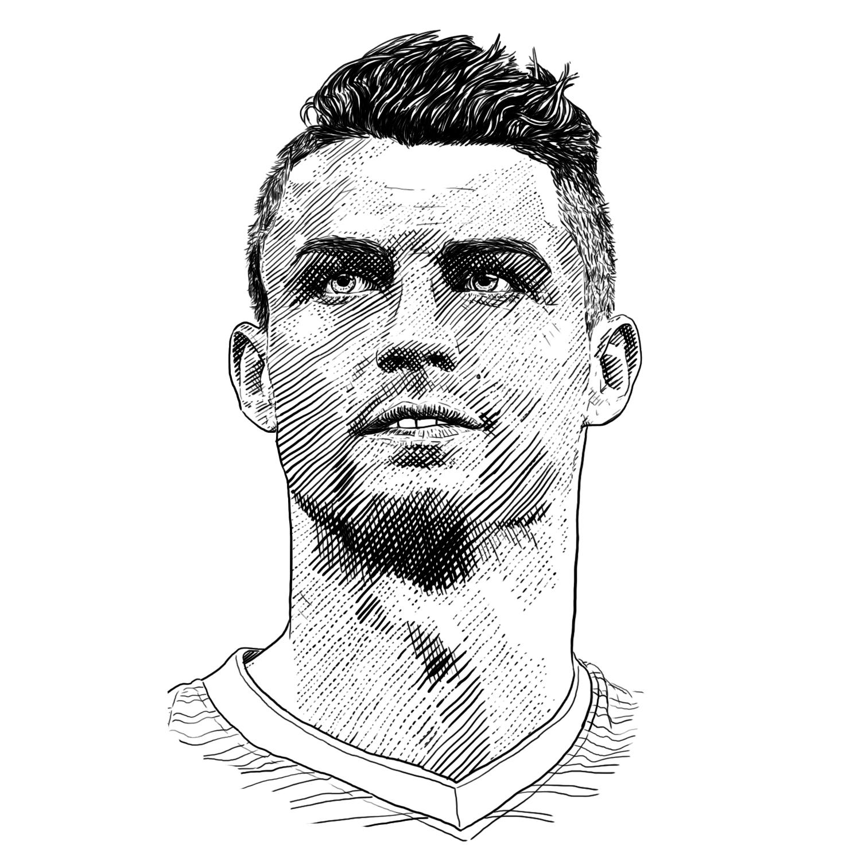 1500x1500 Cristiano Ronaldo Jason Kang Studio