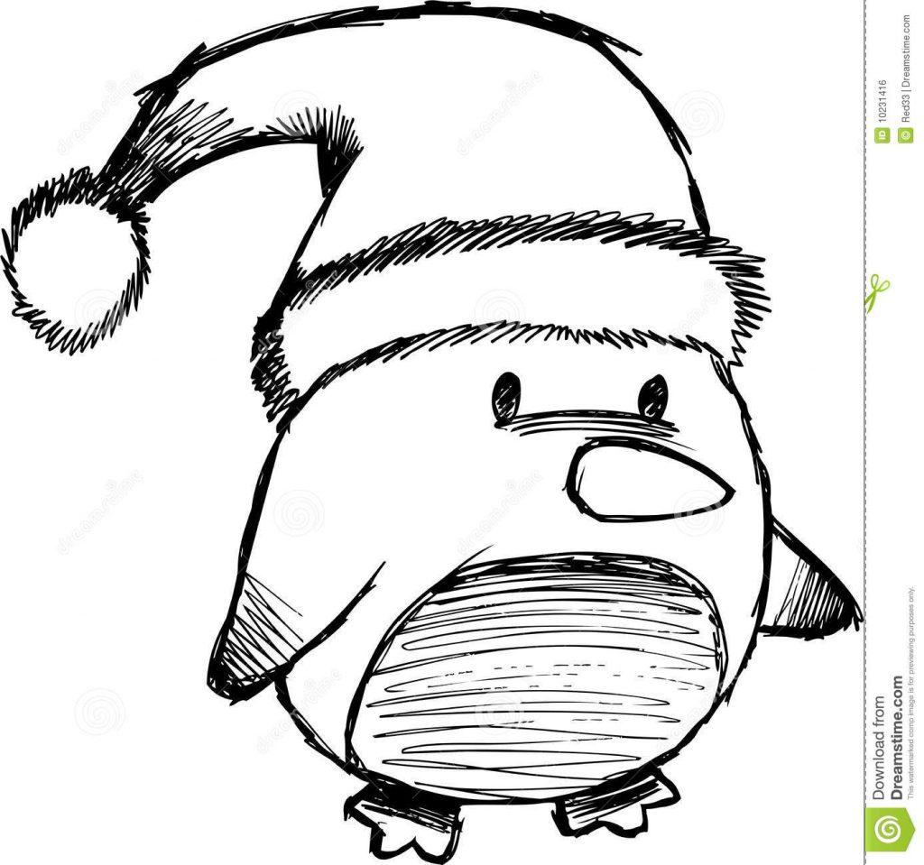 1024x959 Christmas ~ Christmas Drawings Line Free For Kids Step By Fun