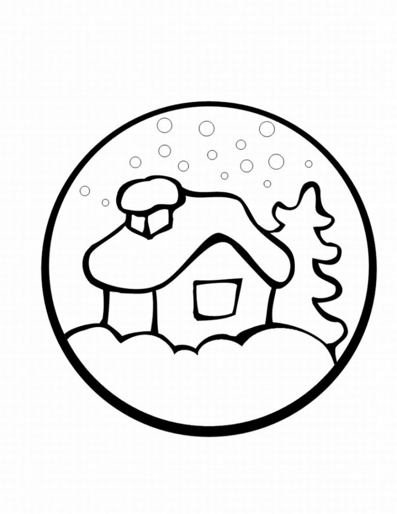 791x1024 Christmas ~ Christmas Easywing Coloring Pages Decemberwings