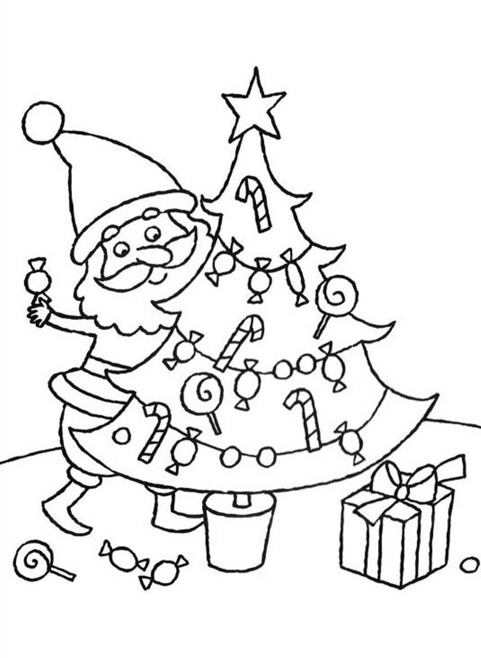 Cristmas Tree Drawing at GetDrawings.com | Free for personal use ...
