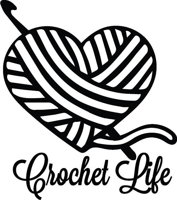 Crochet Hook Drawing
