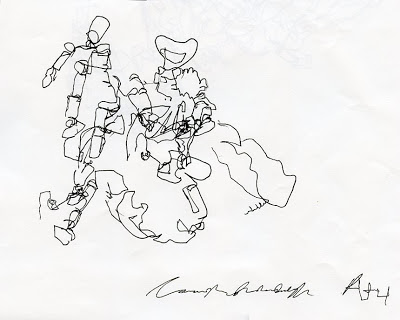 400x320 Eandpbycer Still Life Contour Drawing