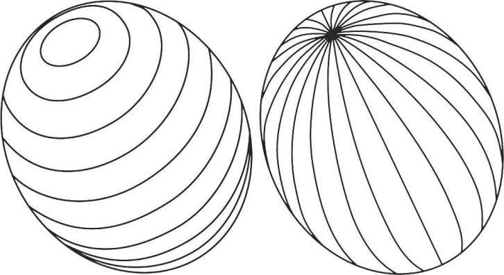 726x396 Cross Contour Lines Contours, Composition And Contour Drawings