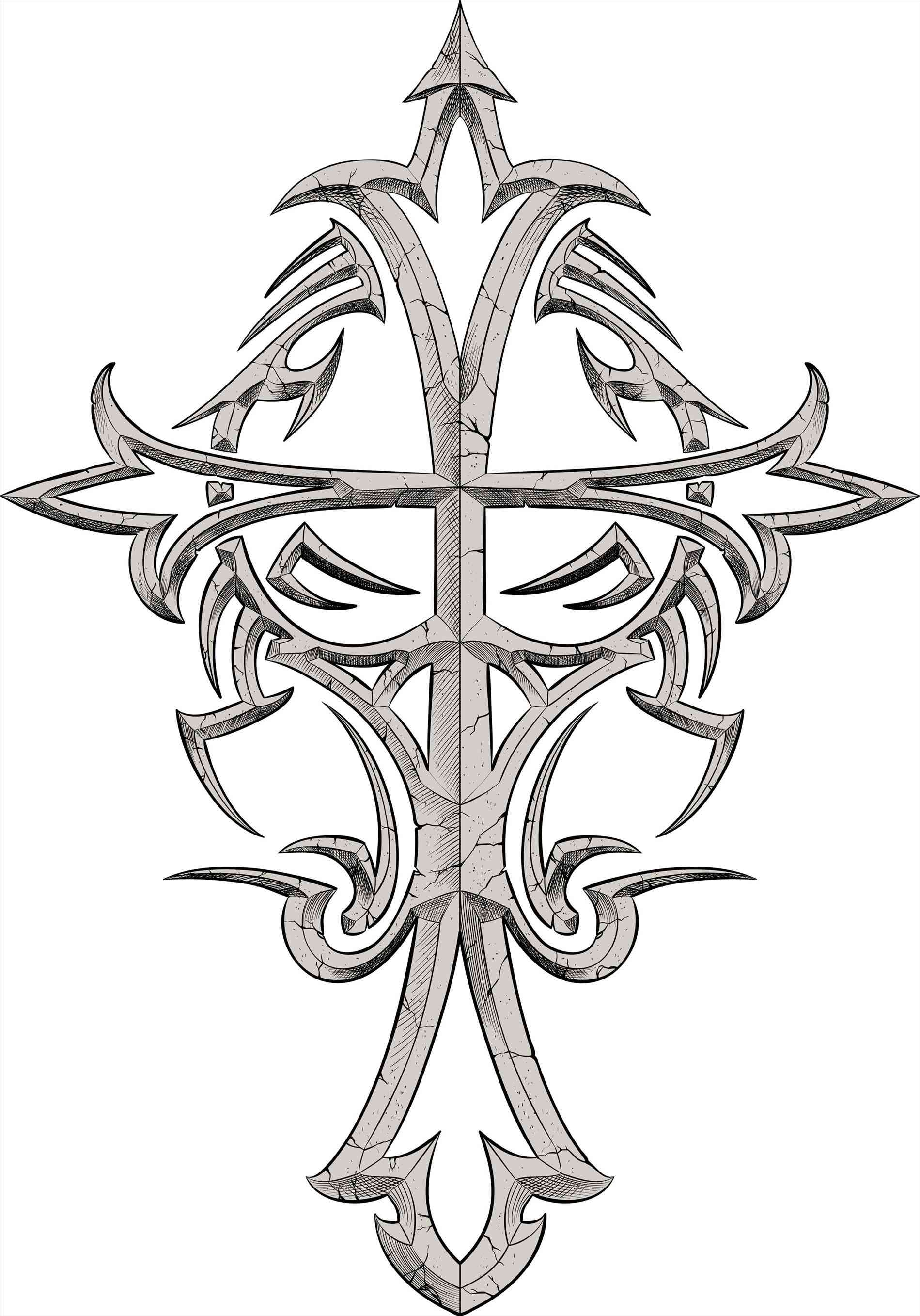 1899x2714 Best 25 Cross Drawing Ideas On Cross Designs, Best 25 Cross