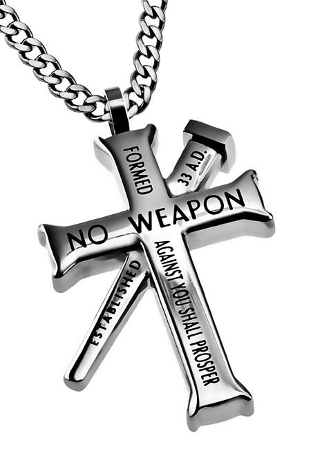 450x676 Men's Cross Necklace