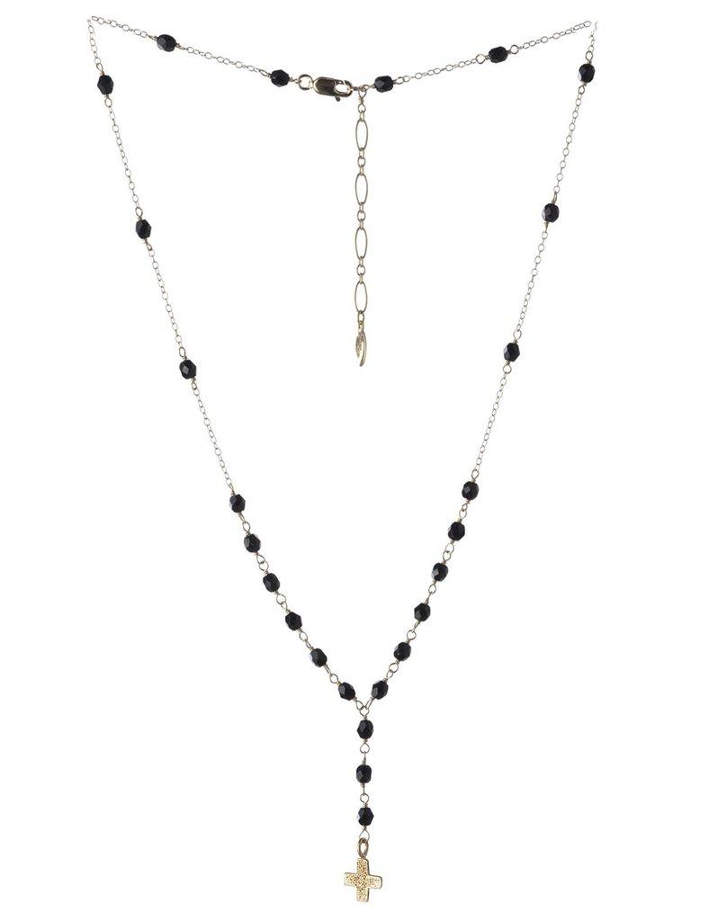 788x1024 Peaceful Cross Necklace Flyinglizard