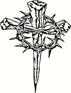 236x307 Alluring Cross With Thorn Crown Best 25 Of Thorns Ideas