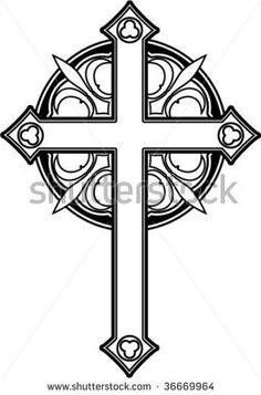 236x357 Cross Clipart Black And White Crosses Free