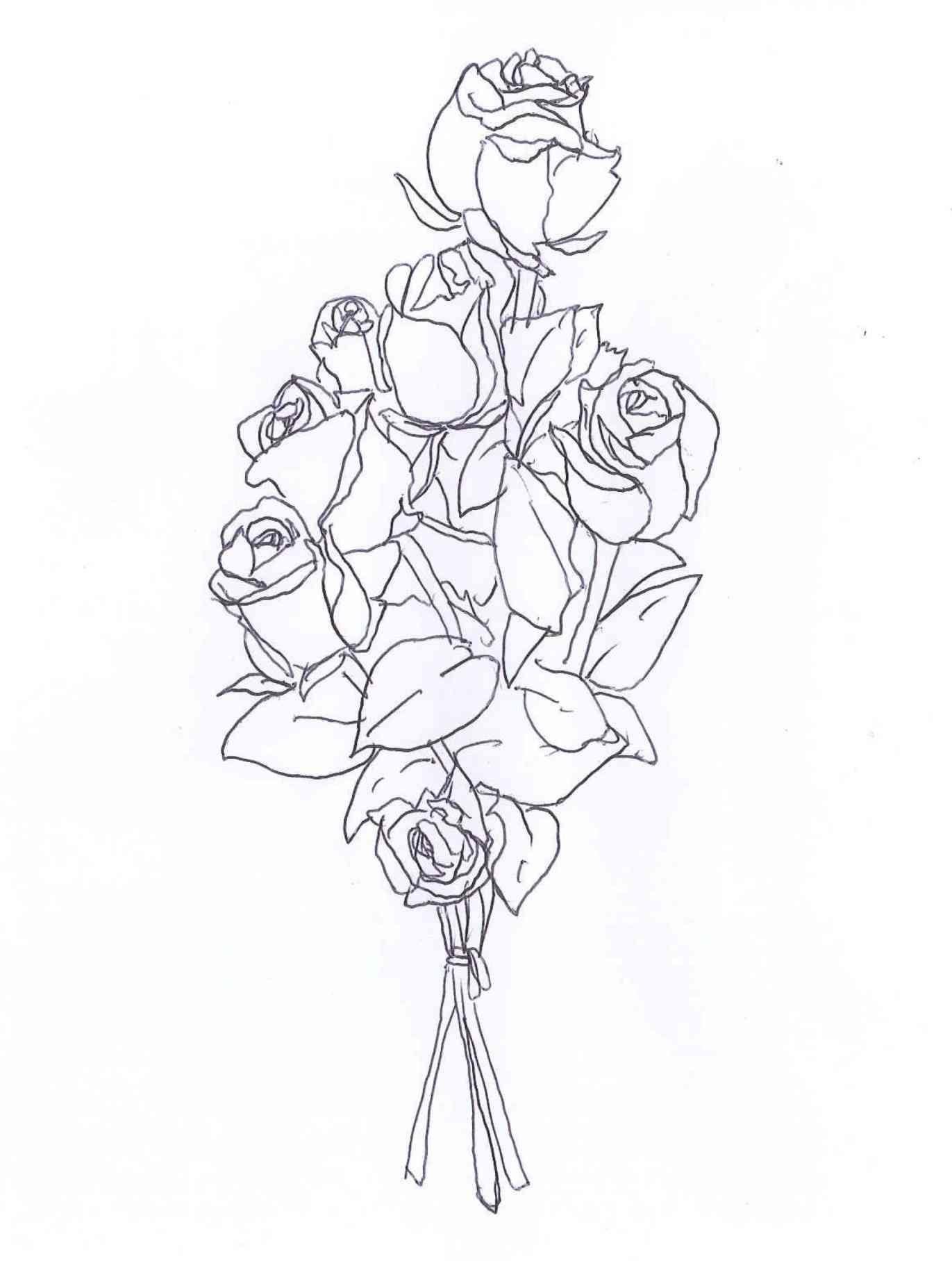 1371x1815 Cross Rosary Tattoo
