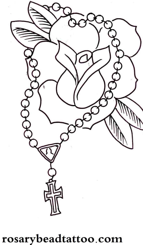 879x1507 Drawing Tattoo With A Cross Drawings Tattoored Cross Tattooclassic