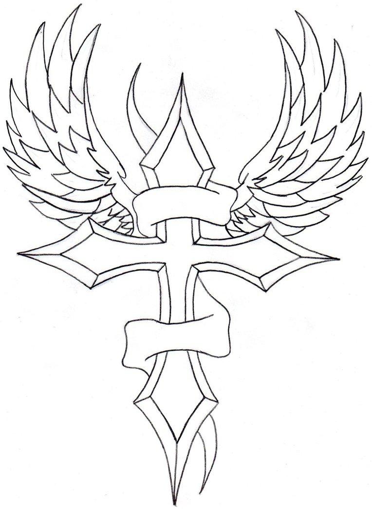 764x1045 Best Photos Of Drawings Of Crosses