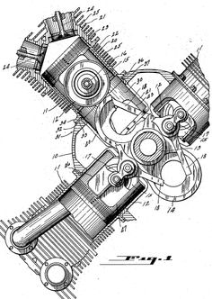 236x332 Masi And Vigneaux Fork Motorcycle Engines And Blueprints