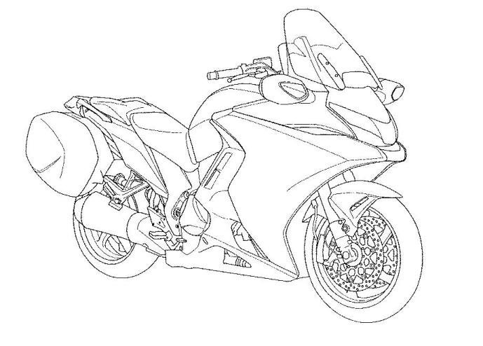 the best free replace drawing images download from 50 free drawings 2000 Chevrolet Cars 689x494 solo moto thinks more upright vfr1200f may replace st1300 this