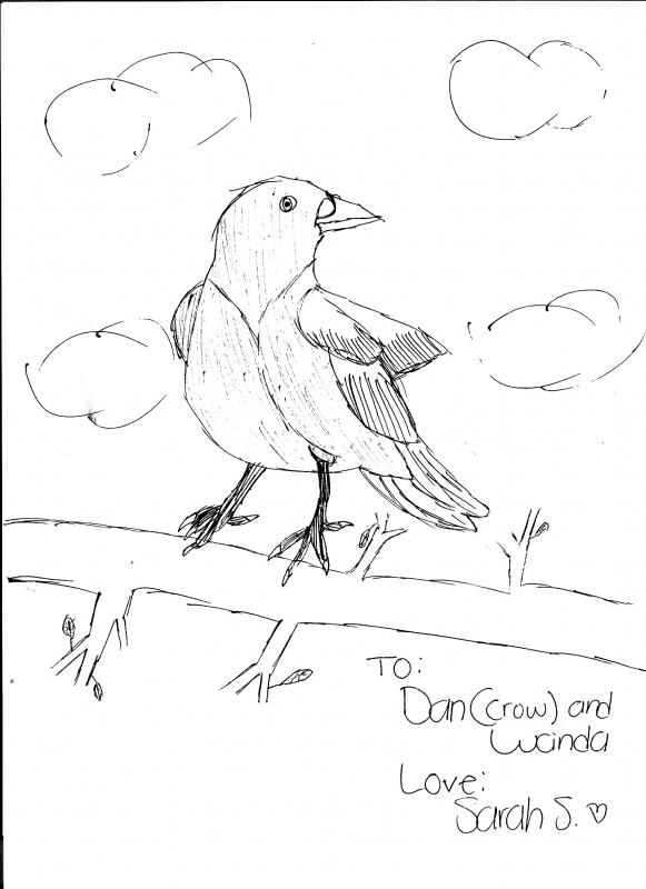 581x800 Dan Crow's Family Dan Crow