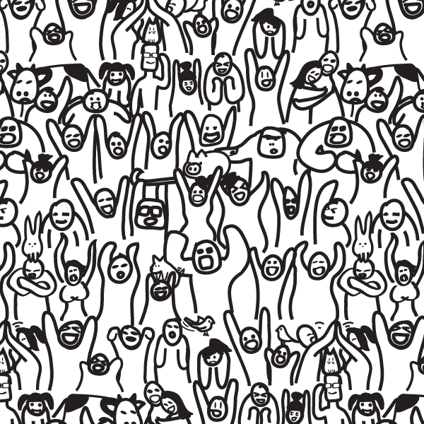 600x600 New Pattern Added To Store! Crowd Goes