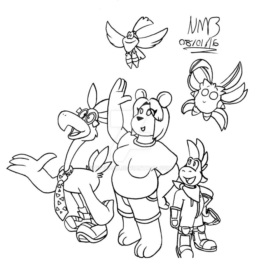 895x892 Crowd Sketch By Ryex 617