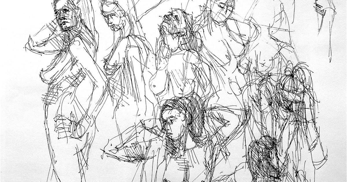 1200x630 Duce Drawings, Paintings, Words Crowds All By Themselves